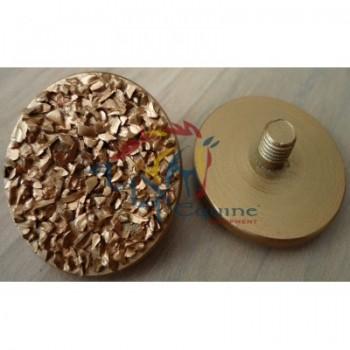 """1.25"""" Carbide Grit Disc"""