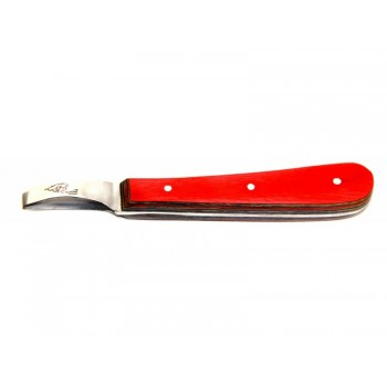 Oval Shape Hoof Knife