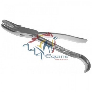 Wolf Tooth Forceps 9.5""
