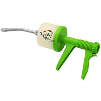 Pistol Grip Dose Syringe